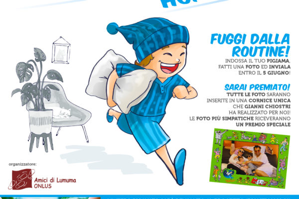 Pigiama Running home edition F
